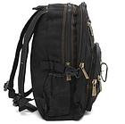 Рюкзак GOLDBE 0107 чорний з карабіном, фото 2