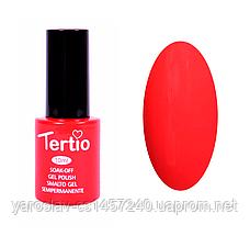 Гель лак Tertio №1, 10 мл светло-красный