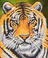 """Схема для вышивки бисером А3 """"Тигр"""""""