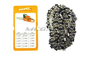 Цепь пильная 325, 1,5mm, 64зв, серп, под шину 16 (40см) для Husqvarna 340/345   STISHI (Уценка1)