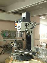 Сверлильно-фрезерный станок FDB Maschinen ™ BF20 Vario, фото 3