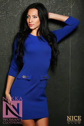 Женское платье №46-8506