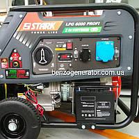 Stark LPG 6000 Profi Газовый генератор, 240550070
