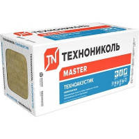Минеральный утеплитель ТЕХНОАКУСТИК 100*1200*600*, 4 плиты / 2,88 м.кв