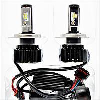 Лампа Turbo Led T-6 H4-6000K