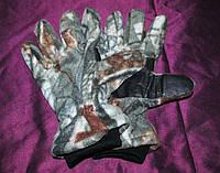 Зимние флисовые перчатки для охоты и рыбалки Fisherman