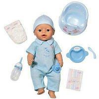 Інструкція по використанню пупсів і ляльок Baby Born