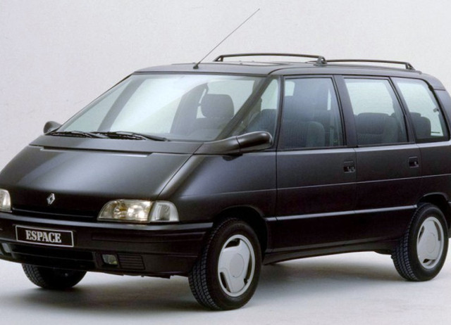 RENAULT ESPACE II (J63, S63) (1991-1996)