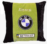 Автомобильная подушка bmv