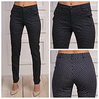 Женские брюки молодежные Брауни, черные