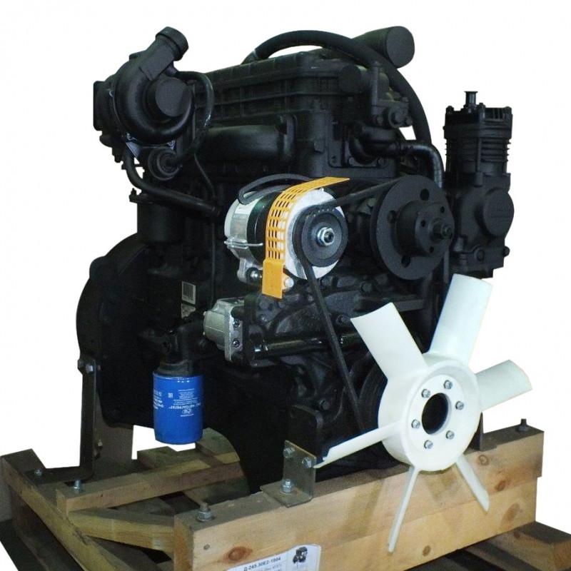 Двигатель Д245.30Е2-1804 (без КПП) (156,4 л.с.) (ЕВРО-2) МАЗ-4370 (пр-во ММЗ)