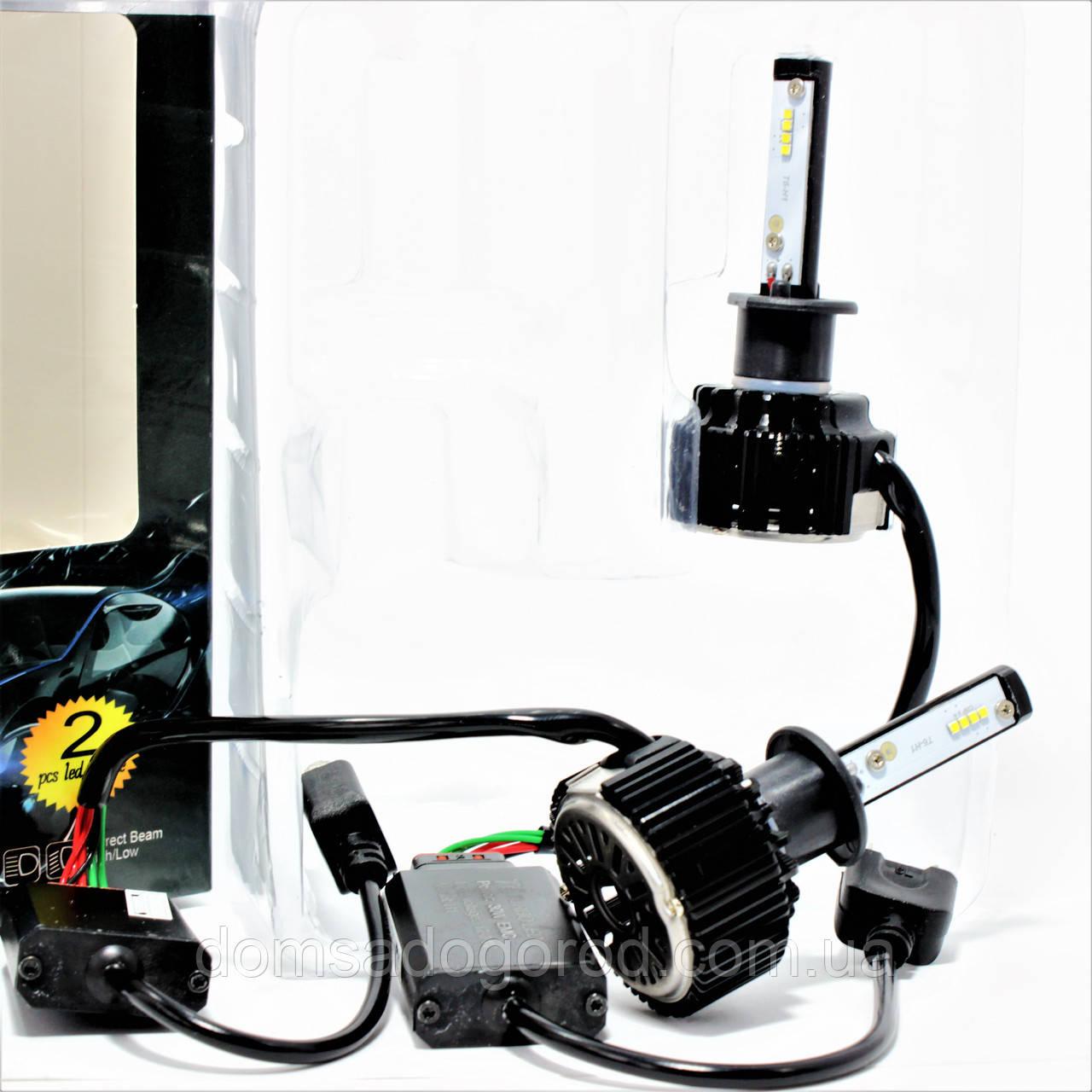 Лампа TURBO LED T-6 H1-6000K
