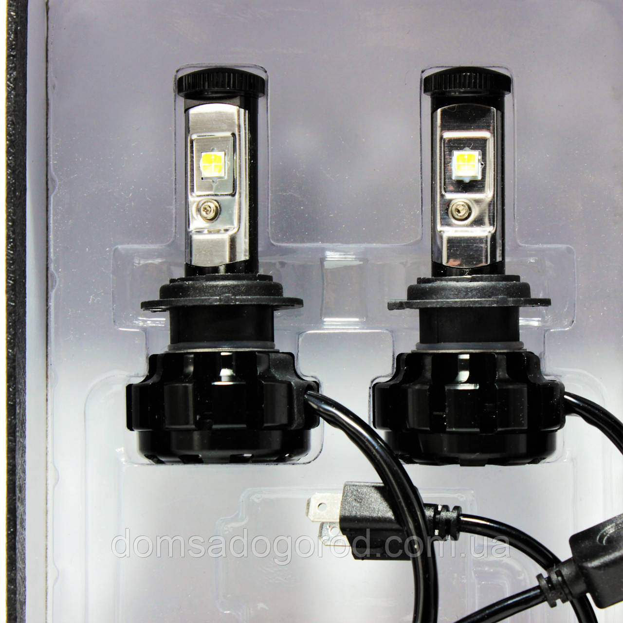Лампа Turbo Led V-18 H7