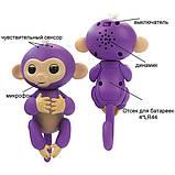 Интерактивная ручная обезьянка Fingerlings в ассортименте, фото 2