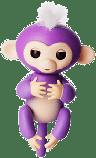 Интерактивная ручная обезьянка Fingerlings в ассортименте, фото 5