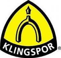 Брусок шлифовальный SK 500 Klingspor, эластичный, четырехсторонняя насыпка р100 68*98*25мм