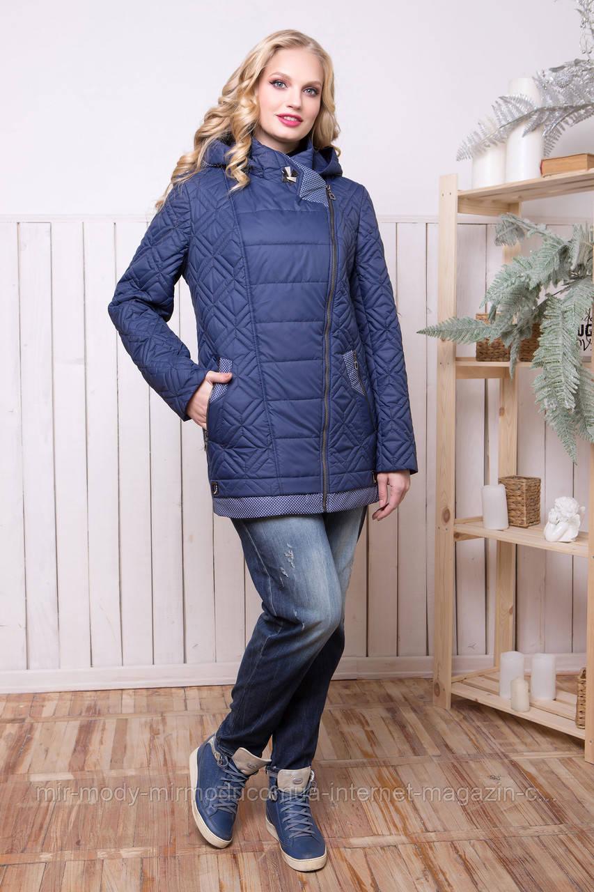 Куртка Миннесота  синий с 52 по 62 размер (al-ros)