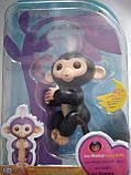 Интерактивная ручная обезьянка Fingerlings в ассортименте, фото 9