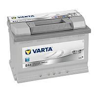 Авто Аккумулятор Varta SILVER dynamic E44 77Аh 780A 577400078