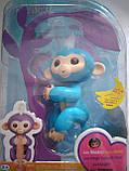 Интерактивная ручная обезьянка Fingerlings в ассортименте, фото 10