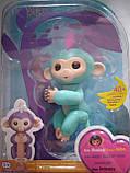 Интерактивная ручная обезьянка Fingerlings в ассортименте, фото 8