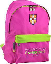 """Рюкзак подростковый """"Cambridge pink"""" SP-15, 555036"""