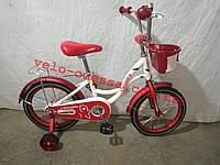 Детский двухколесный велосипед 16 дюймов JK-703 CROSSER, фото 1