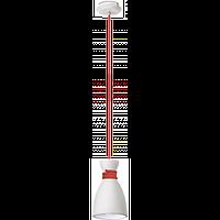 Подвесной светильник люстра Vesta Light  NAOMI (56051-1)  E27 белый красный