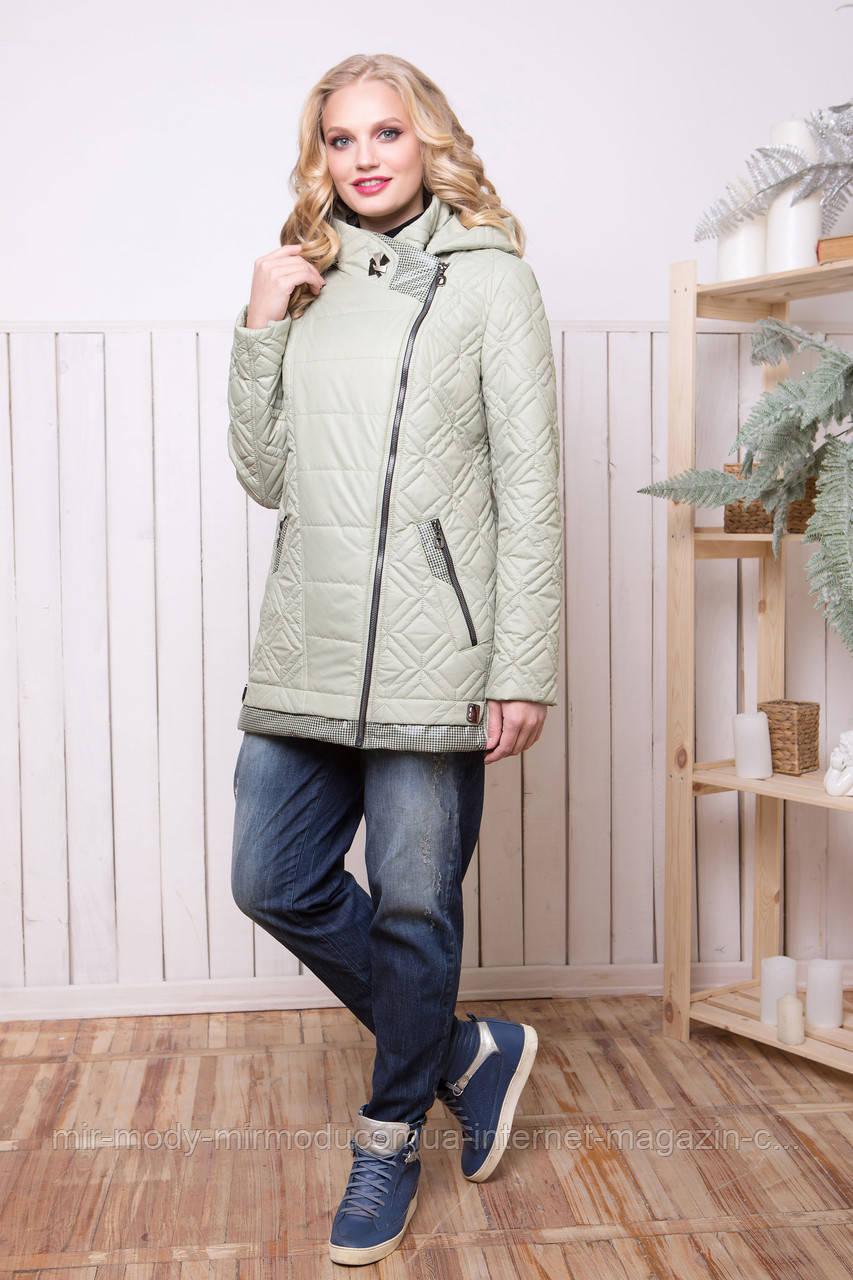 Куртка Миннесота  ментол с 52 по 62 размер (al-ros)