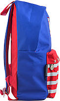 """Рюкзак подростковый """"Harvard blue"""" SP-15, 555040, фото 3"""
