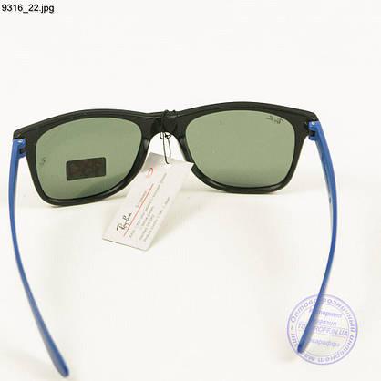 Солнцезащитные очки Ray-Ban Wayfarer унисекс со стеклянной линзой - 9316/3, фото 3