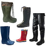 Резиновые, пеночные сапоги (зима-лето). Обувь для охоты.