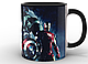 Кружка GeekLand Человек-Паук Spider-Man Avengers art SM.02.006, фото 4