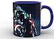 Кружка GeekLand Человек-Паук Spider-Man Avengers art SM.02.006, фото 7