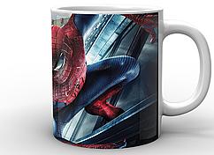 Кружка GeekLand Человек-Паук Spider-Man Avengers промо SM.02.010