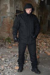 "Зимняя куртка ""Варяг"" 100%х/б палатка + флисовая подкладка"