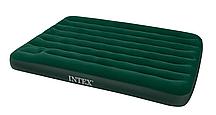 Intex 66928 (137х191х22 см.) Кровать-матрас туристическая полуторная