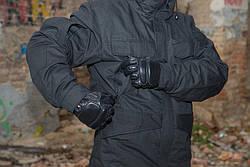 "Зимняя куртка ""Варяг"" 100%х/б палатка + флисовая подкладка, фото 2"