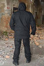 "Зимняя куртка ""Варяг"" 100%х/б палатка + флисовая подкладка, фото 3"