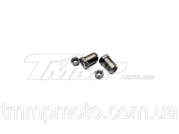 Гайка регулировки клапанов 168F (комплект) Артикул: G-9343, фото 2