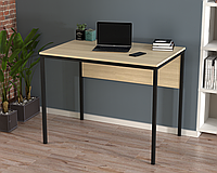 Письменный стол L-2p mini в стиле Лофт, 920/650/750 мм, Loft design