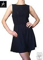 Женское летнее платье Atmosphere синее р. XS 40