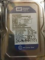 "HDD Жорсткий диск WD 250Gb 7200rpm 16mb Sata III 3.5 "" 7200rpm ІДЕАЛЬНИЙ СТАН"