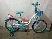 Детский двухколесный велосипед 20 дюймов JK-703 CROSSER, фото 1