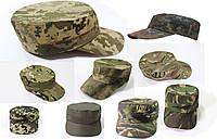 Кепка военная камуфляжная