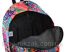 "Рюкзак подростковый ST-17 Crazy relax, ""YES"", 555002, фото 3"