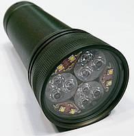 Светодиодный фонарь подводной охоты HunterProLight-4 V3