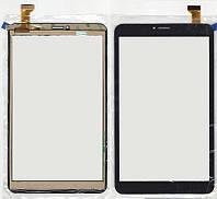 Тачскрин (сенсор) №021.8 для планшета Sigma mobile X-Style TAB A81 204*120mm 30pin Черный