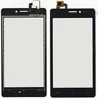 Сенсор Prestigio 3509 MultiPhone Wize E3 PSP3509 Черный