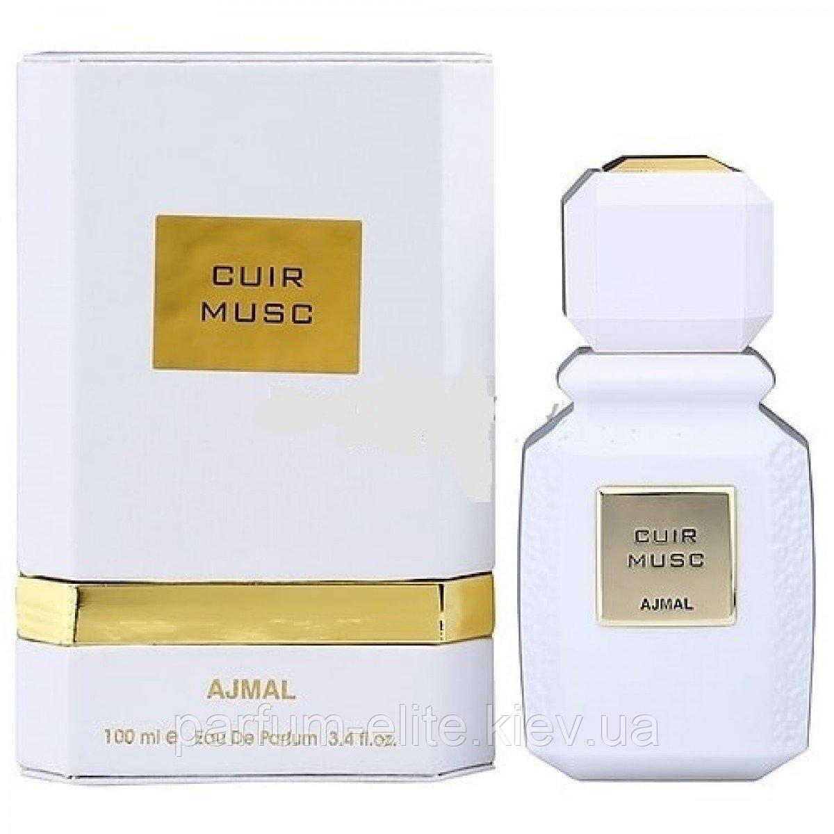 Східна парфумерія для чоловіків Ajmal Cuir Musc 100ml